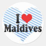 Amo Maldivas Etiqueta