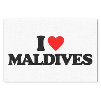 AMO MALDIVAS PAPEL DE SEDA PEQUEÑO