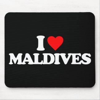 AMO MALDIVAS ALFOMBRILLAS DE RATONES