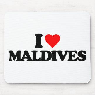 AMO MALDIVAS ALFOMBRILLA DE RATON