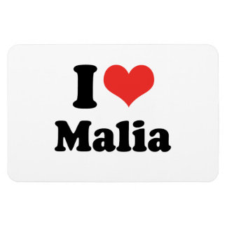 AMO MALIA - .PNG IMAN DE VINILO