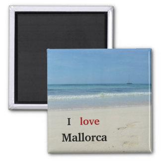 Amo Mallorca - imán
