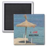 Amo Mallorca - imán del recuerdo