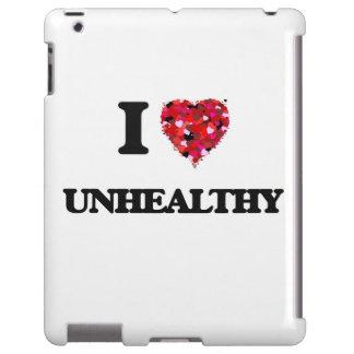 Amo malsano funda para iPad