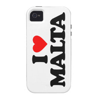 AMO MALTA Case-Mate iPhone 4 FUNDA