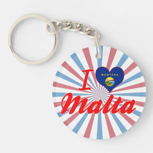 Amo Malta, Montana Llaveros