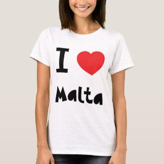 Amo Malta Playera