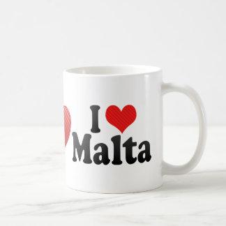 Amo Malta Taza De Café