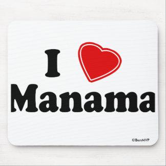 Amo Manama Tapete De Ratón