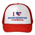 Amo Manchester, Georgia Gorras