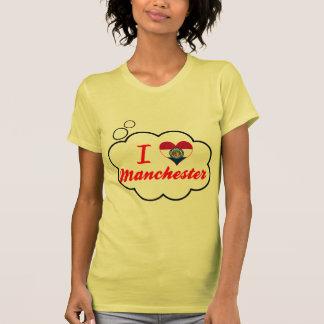 Amo Manchester, Missouri Camisetas