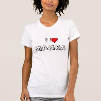 Amo Manga Camisas