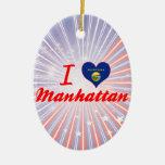 Amo Manhattan, Montana Adornos