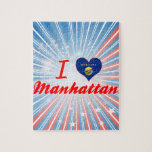 Amo Manhattan, Montana Rompecabeza