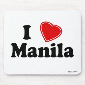 Amo Manila Tapete De Ratones