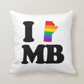 AMO MANITOBA GAY - .PNG ALMOHADA