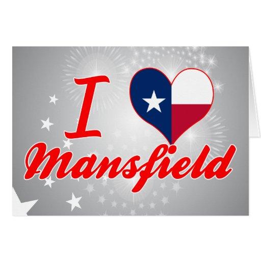 Amo Mansfield, Tejas Felicitacion