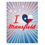 Amo Mansfield, Tejas Libretas Espirales