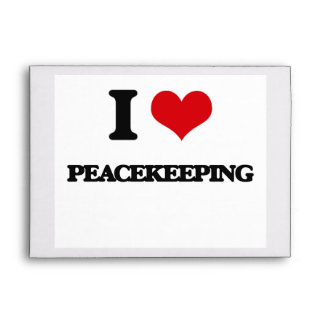 Amo mantenimiento de la paz