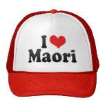 Amo maorí gorras