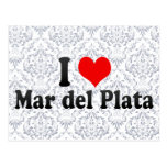 Amo Mar del Plata, la Argentina Postal