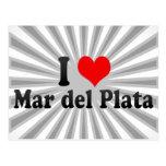 Amo Mar del Plata, la Argentina Postales