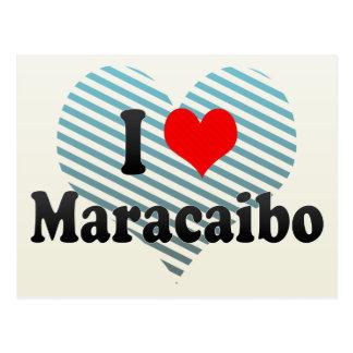 Amo Maracaibo, Venezuela Postales