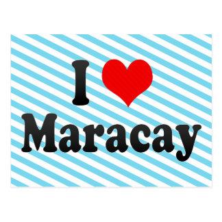 Amo Maracay, Venezuela Postal