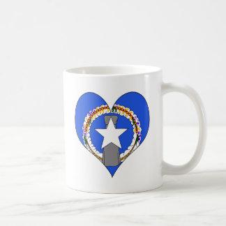 Amo Mariana septentrional Tazas De Café
