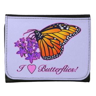 Amo mariposas con el monarca