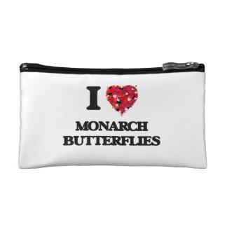 Amo mariposas de monarca
