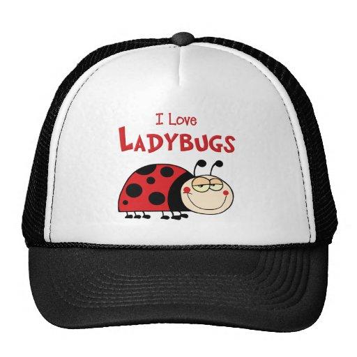Amo mariquitas gorras