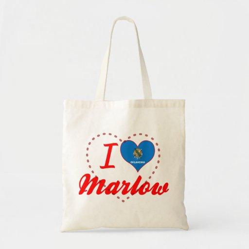 Amo Marlow, Oklahoma Bolsa