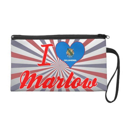 Amo Marlow, Oklahoma