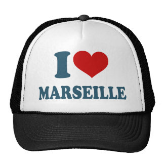Amo Marsella Gorras