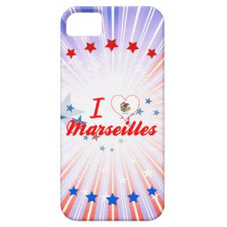 Amo Marsella, Illinois iPhone 5 Case-Mate Coberturas