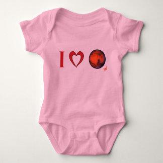 Amo Marte -- Enredadera infantil - PK. Bl. GR. Playeras