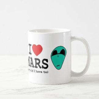 Amo Marte Taza