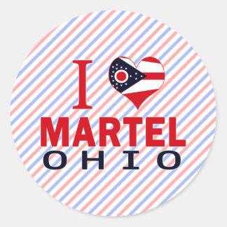 Amo Martel Ohio Etiquetas