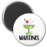 Amo martinis iman de nevera
