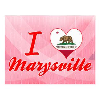 Amo Marysville, California Postal