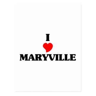Amo Maryville Postales