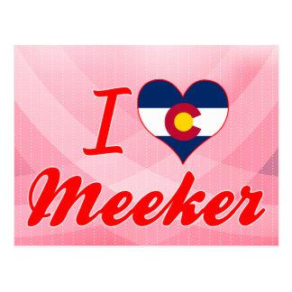 Amo más manso, Colorado Postal