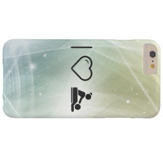 Amo masaje funda de iPhone 6 plus barely there