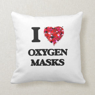 Amo máscaras de oxígeno almohadas