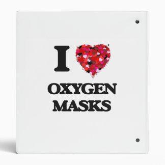 "Amo máscaras de oxígeno carpeta 1"""