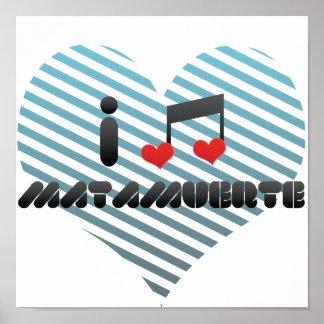 Amo Matamuerte Poster