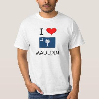 Amo Mauldin Carolina del Sur Playeras