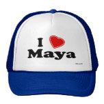 Amo maya gorra