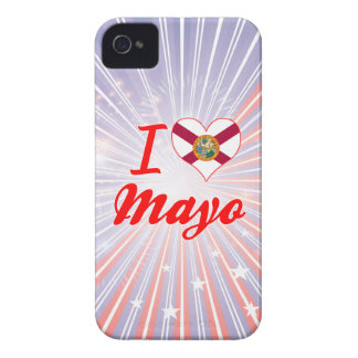 Amo Mayo la Florida iPhone 4 Case-Mate Cárcasas